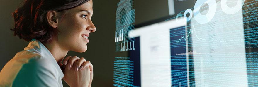 Femmes métiers numérique